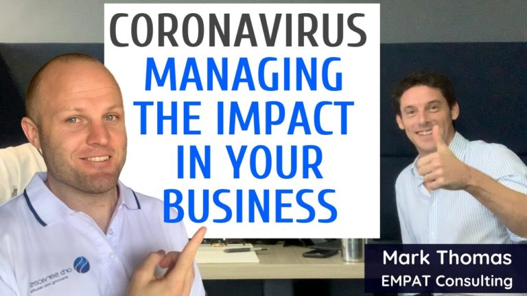 Orb Services and Empat Consulting on Corona Virus 1